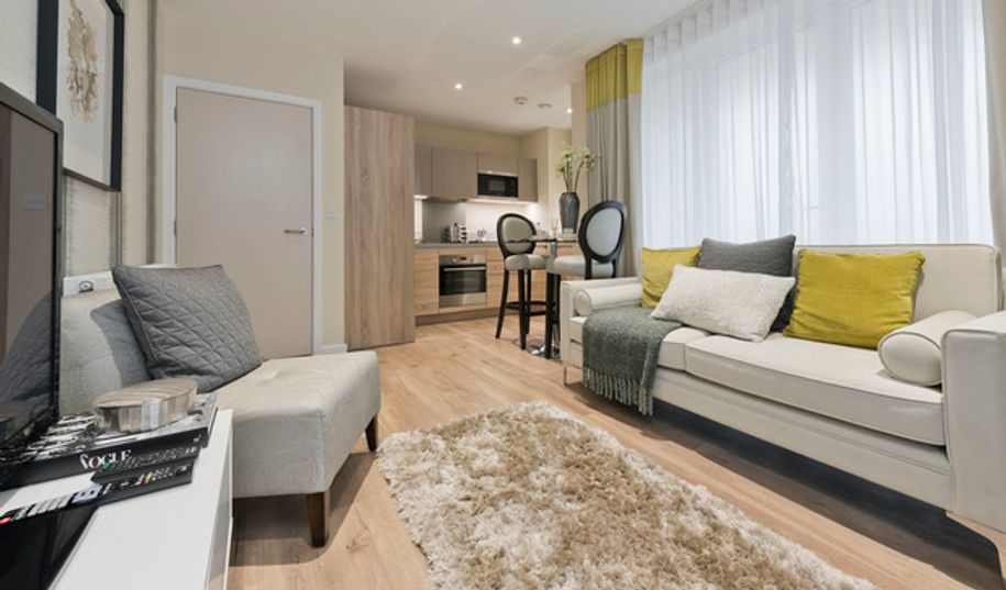 The Premier Collection - 2 bed apartment in Newham