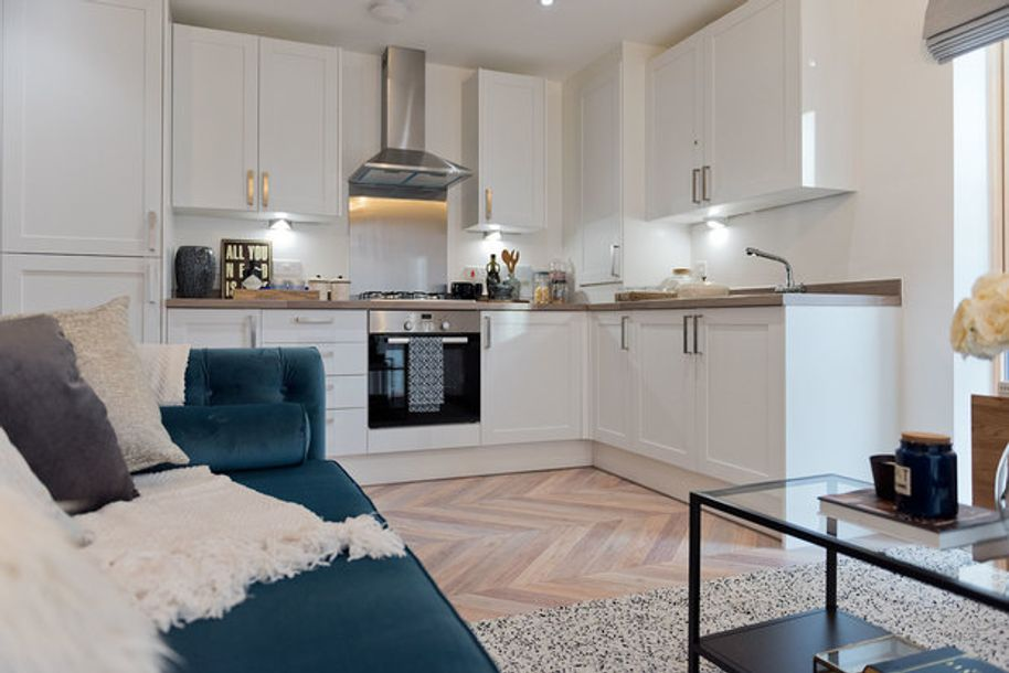 Thirty-Six Avebury Avenue - 2 bed apartment in Tonbridge - Kent