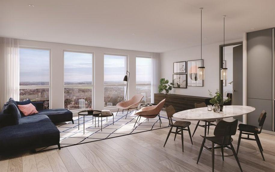1 bedroom apartment in Croydon