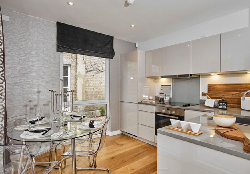 1 bedroom apartment in Ealing