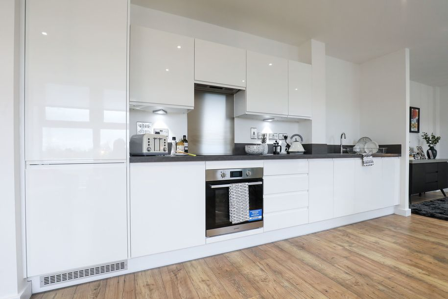 Rectory Park phase 1 - 2 bed apartment in Ealing