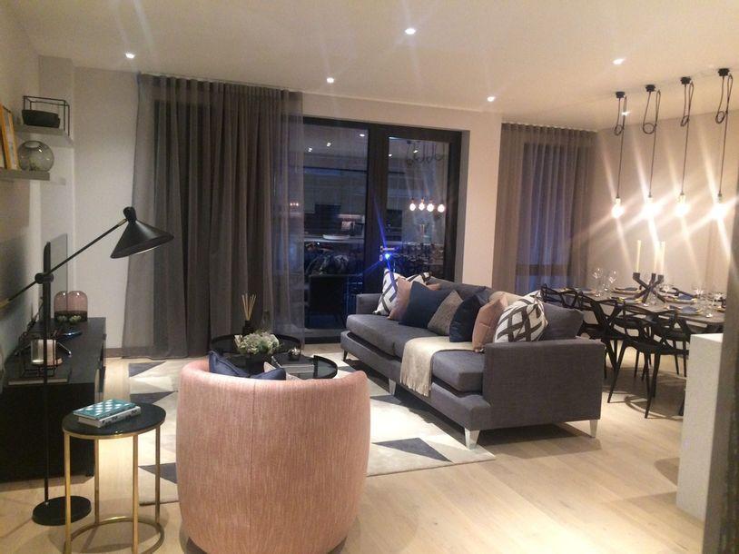 Studio apartment in