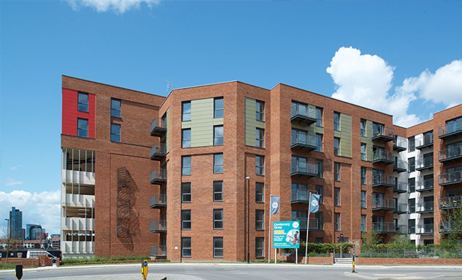 Centenary Quay - 2 bed apartment in Southampton - City of Southampton
