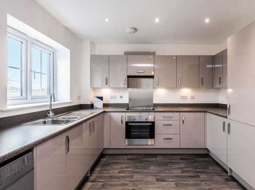 Hazel Park - 2 bed apartment in Bishop's Stortford - Hertfordshire