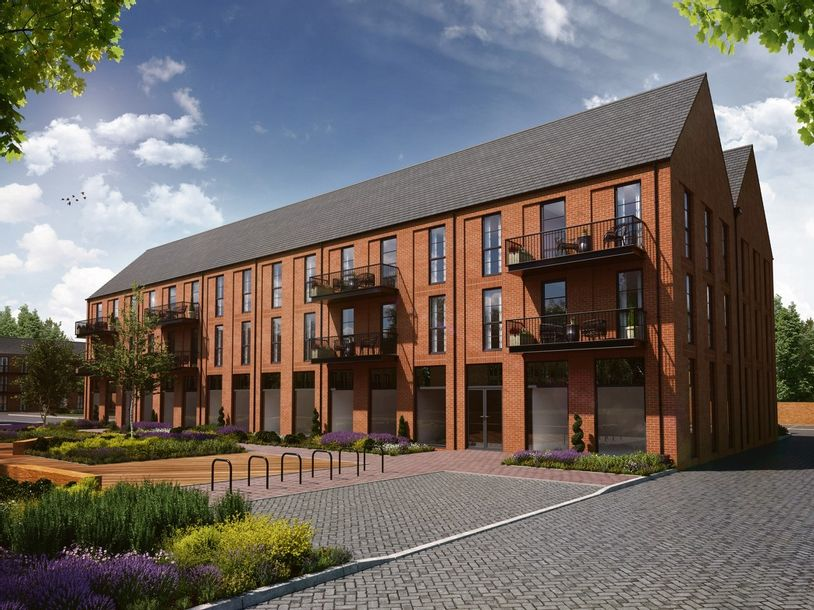 Wolvercote Mill - 2 bed apartment in Oxford - Oxfordshire