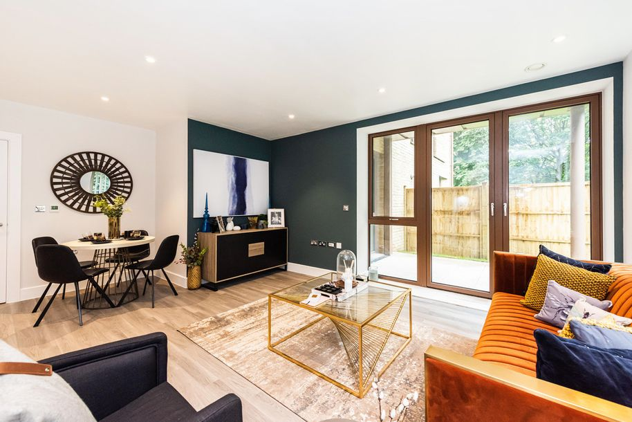 Wandle Parkside, Croydon - 2 bed apartment in Croydon
