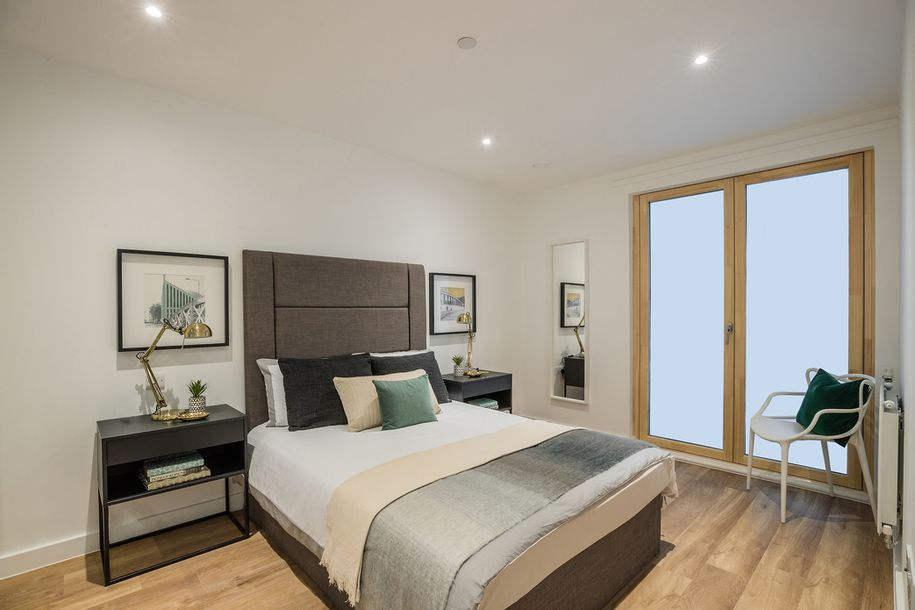 Westbourne Park Baptist Church - 2 bed apartment in Westminster