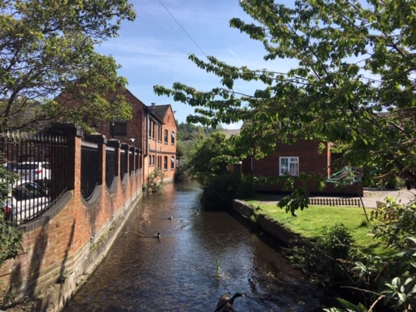 Riverside View - 1 bed apartment in High Wycombe - Buckinghamshire