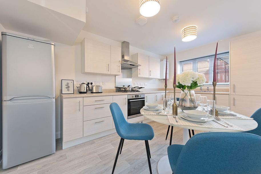 The Spinneys - 3 bed house in Rugby - Warwickshire