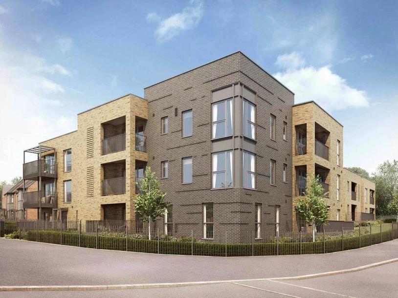 Unity Gardens - 2 bed apartment in Ebbsfleet Valley - Kent