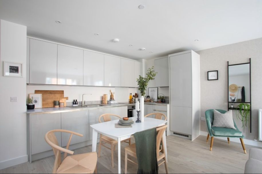Colindale Gardens Rent to Buy - 1 bed apartment in Barnet