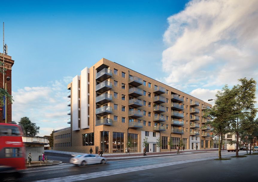 NEON - 3 bed apartment in Barnet