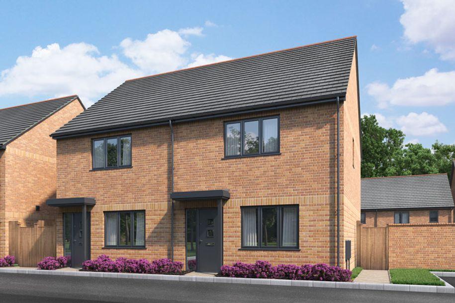 Kingsfield - 3 bed house in Glastonbury - Somerset