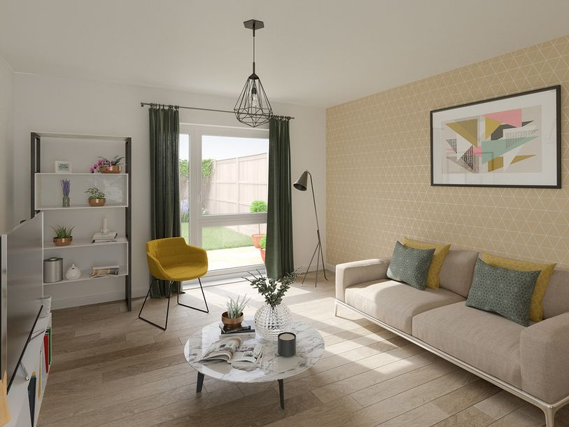 The Laurels - 2 bed house in Sutton