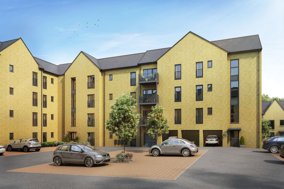 Ebbsfleet Cross - 2 bed apartment in Swanscombe - Kent