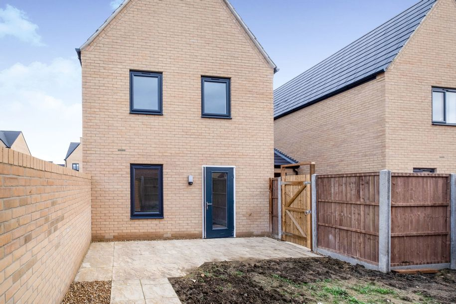 Northstowe H11 - 3 bed house in Cambridge - Cambridgeshire