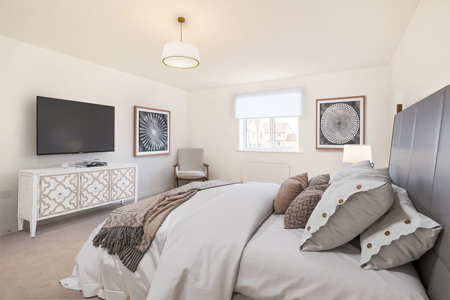 Northstowe H11 - 2 bed house in Cambridge - Cambridgeshire