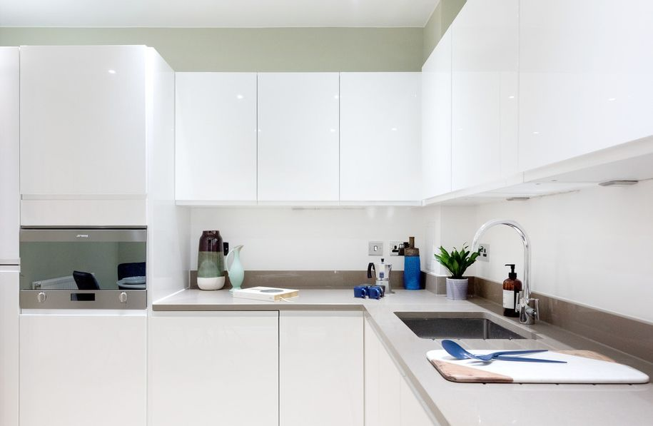The Hantons - 1 bed apartment in Hove - City of Brighton and Hove