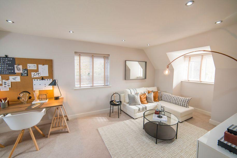 Kite Meadows - 4 bed house in Princes Risborough - Buckinghamshire