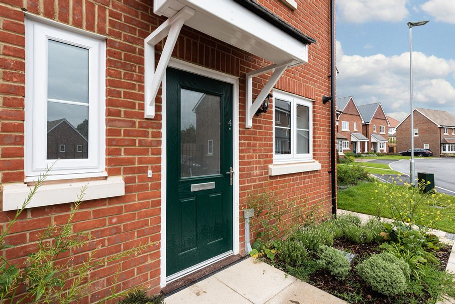 Pennyfather Lane at Foundry Gardens - 3 bed house in Haywards Heath - West Sussex