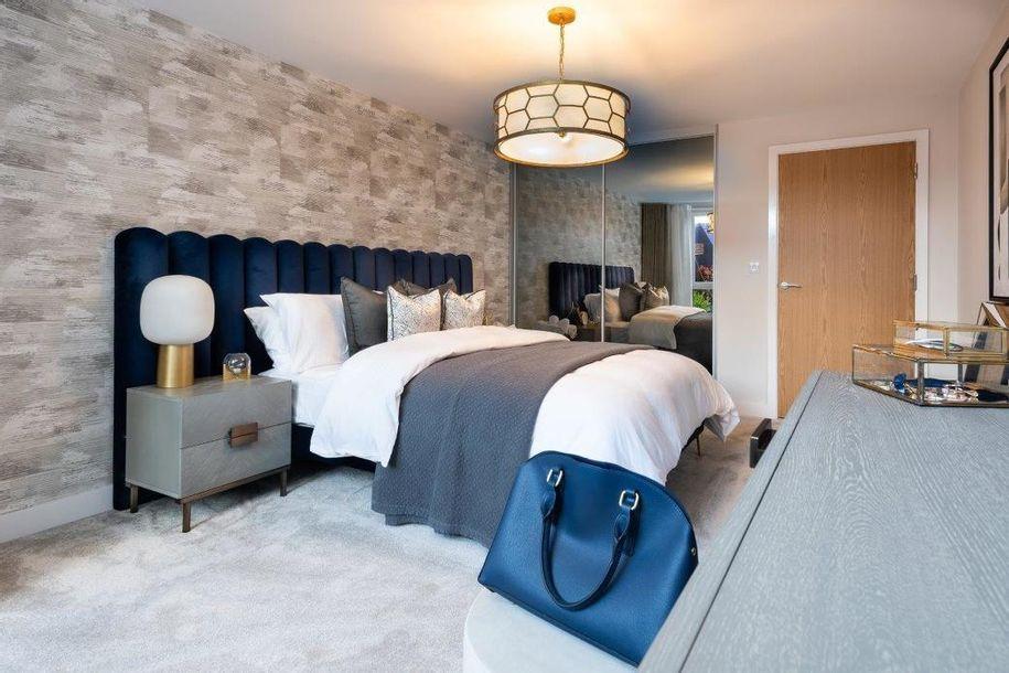 Campbell Wharf - 1 bed apartment in Milton Keynes - Milton Keynes