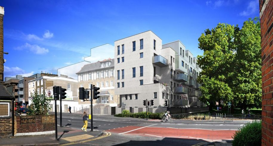 The Boundary - 2 bed apartment in Hackney