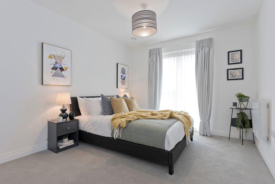 Woodbrook House at Bournville Park - 2 bed apartment in Birmingham - Birmingham