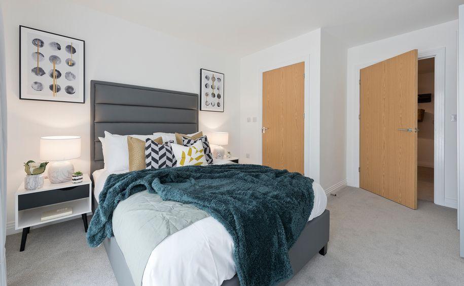 Woodbrook House at Bournville Park - 1 bed apartment in Birmingham - Birmingham