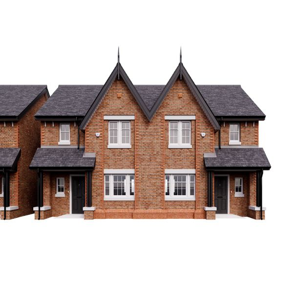 Swan Green - 2 bed house in Lower Peover - Cheshire
