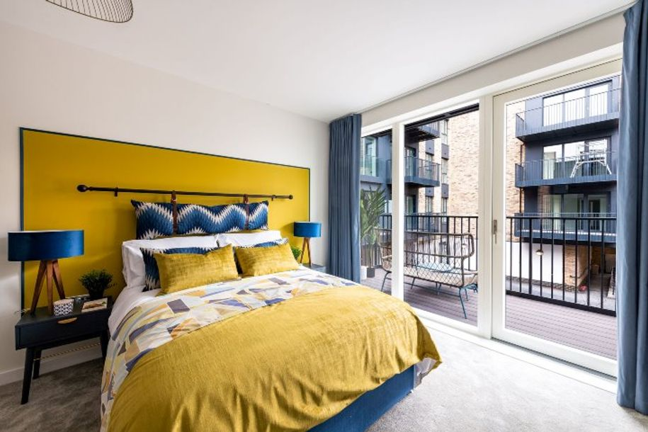 Patchworks - 2 bed apartment in Islington