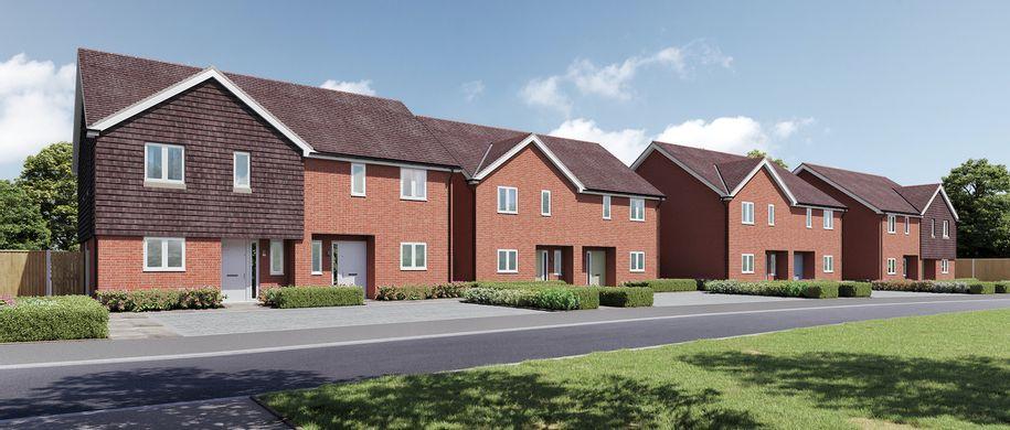 Horizon - 3 bed house in Littlehampton - West Sussex