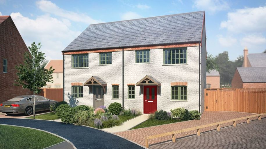 The Parklands - 3 bed house in Lincoln - Lincolnshire