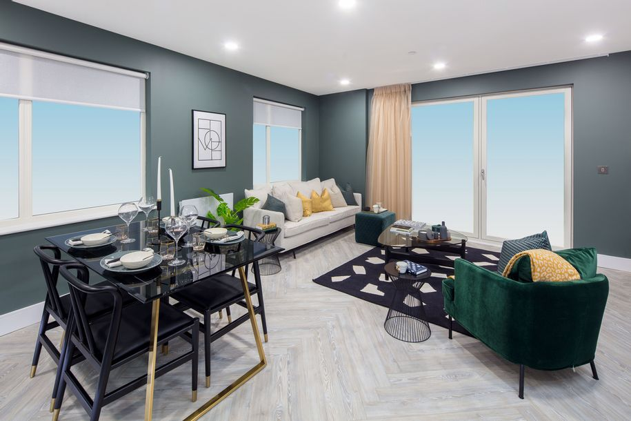 Wandsworth Exchange - 1 bed apartment in Wandsworth