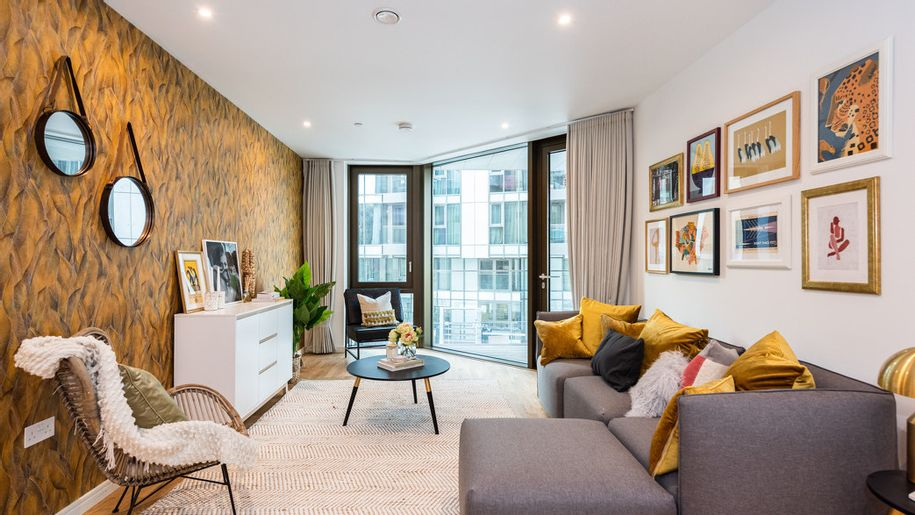 Waterway, Wandsworth - 2 bed apartment in Wandsworth