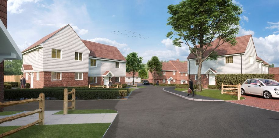 Field Rise, Ticehurst - 3 bed house in Ticehurst - East Sussex