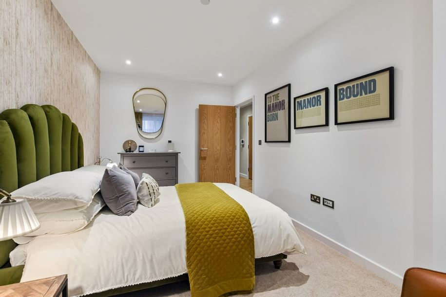 Manor Place Depot - 1 bed apartment in Southwark