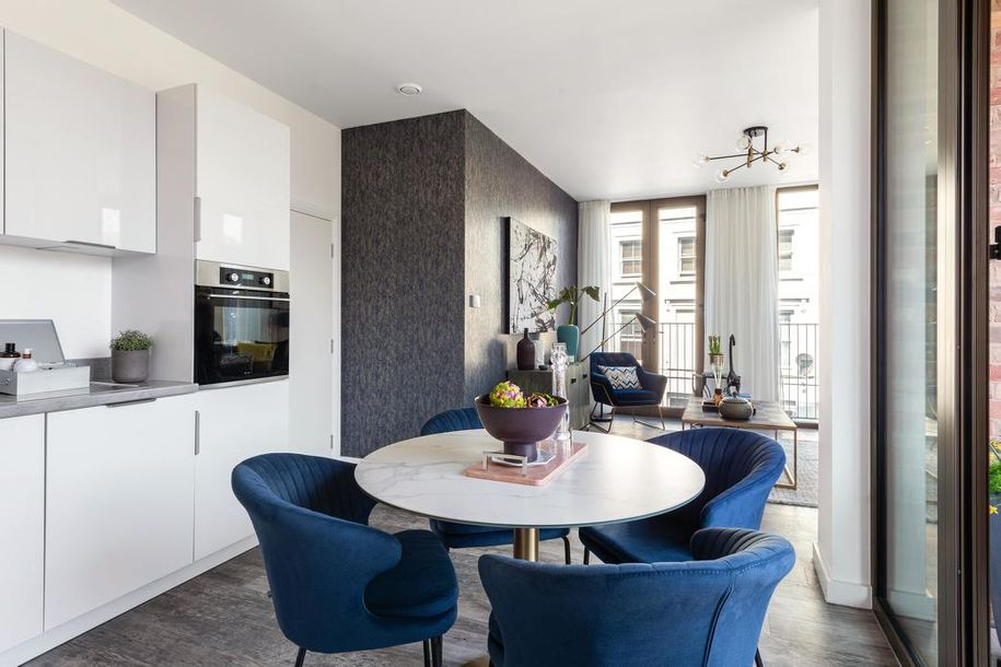 Woodfield Quarter - 1 bed apartment in Westminster