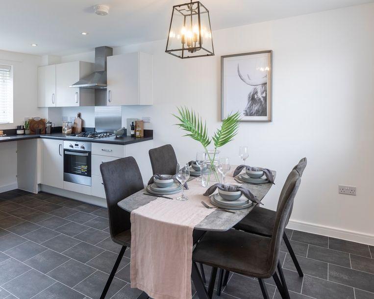 Houlton Meadows - 3 bed house in Hillmorton - Warwickshire