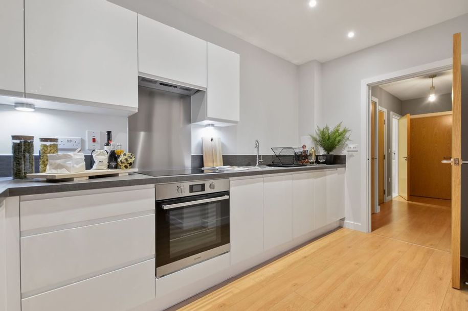 Rectory Park - final phase! - 1 bed apartment in Ealing