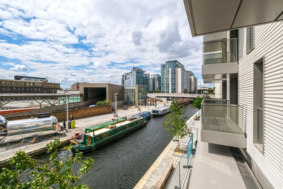 North Wharf Road - 1 bed apartment in Westminster