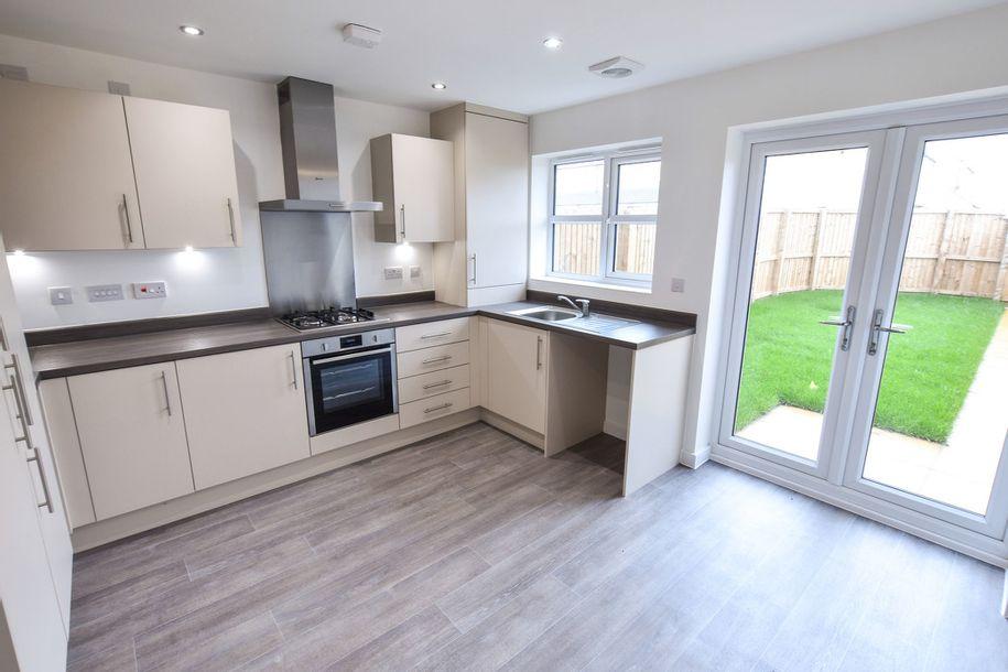 Bartle Meadows - 2 bed house in Preston - Lancashire