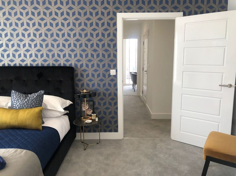 Albany House - 1 bed apartment in Merton