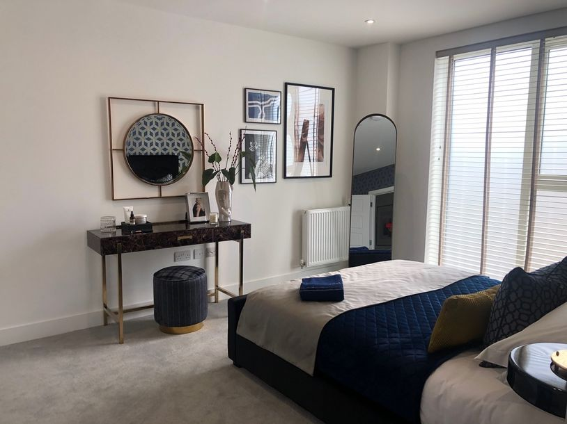 Albany House - 2 bed apartment in Merton