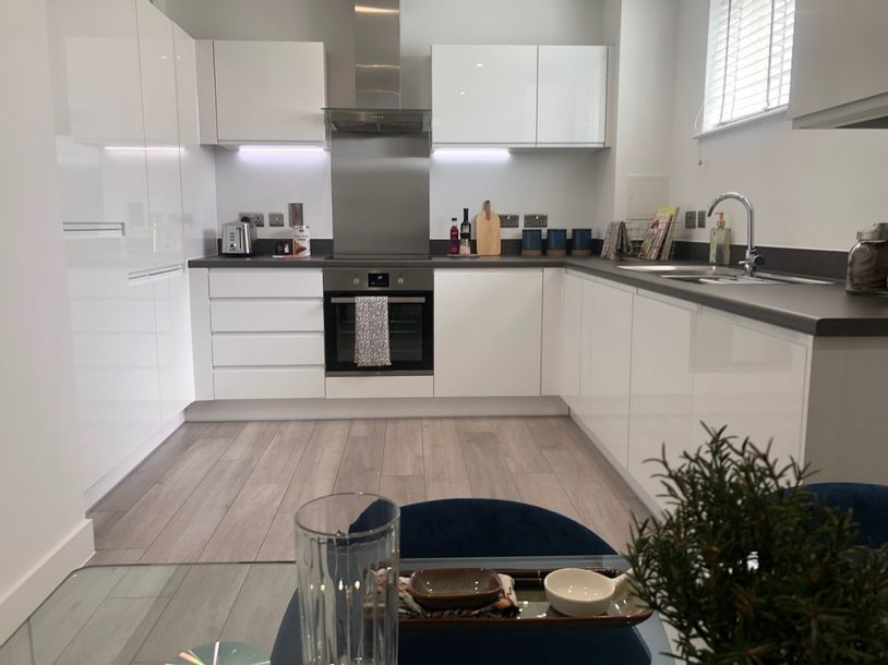 Albany House - 3 bed apartment in Merton