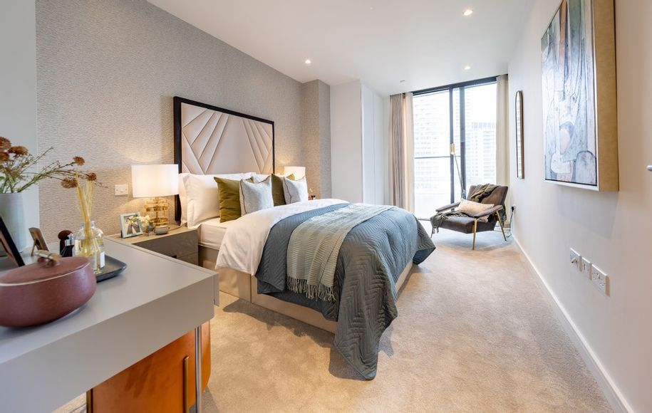 Hampton Tower at SQP - 1 bed apartment in Tower Hamlets