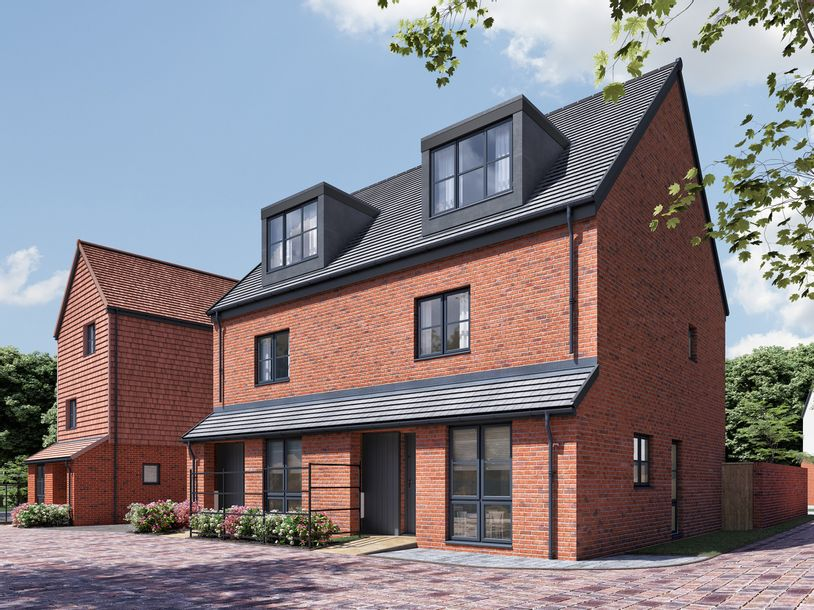 Clarion at Kings Hill - 3 bed house in West Malling - Kent