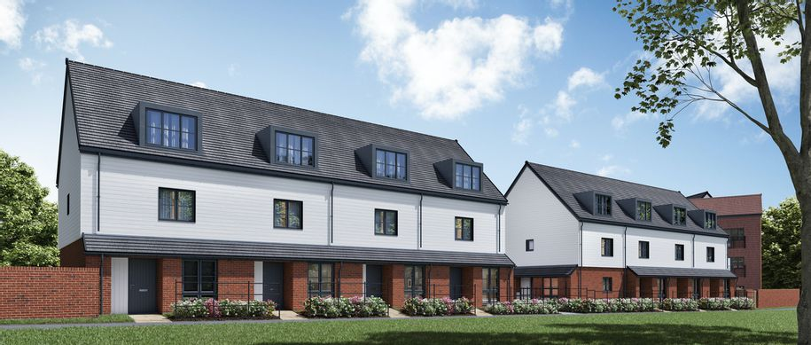 Clarion at Kings Hill - 2 bed house in West Malling - Kent