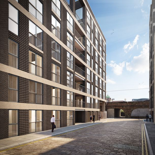 The Kiln Works - 2 bed apartment in Tower Hamlets