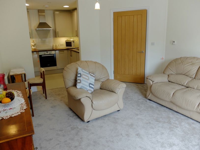 Rosewell House - 1 bed apartment in Tonbridge - Kent