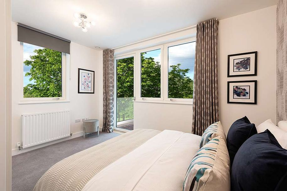 Junction West - 2 bed apartment in Ealing